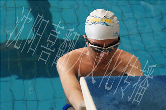 丹东趣味运动会游泳