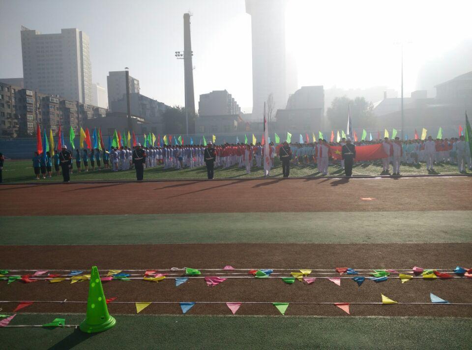 辽宁省肿瘤医院趣味运动会